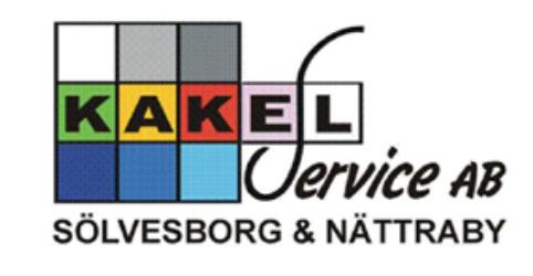 Kakelservice Sölvesborg & Nättraby Logo